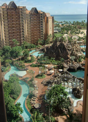 How To Reserve Rooms At Aulani For  People
