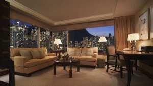King Executive Peak Suite
