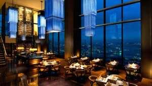 Chinese Restaurant China Blue