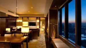 Royal Hamarikuyu Suite