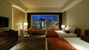 Classic Room with City View