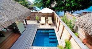 Deluxe Garden Pool Bungalow