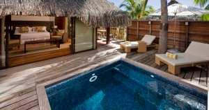 King dlx garden pool bungalow