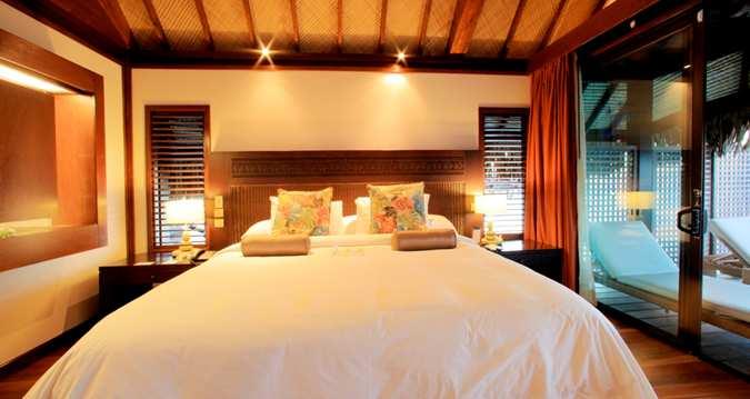Hilton Moorea Lagoon Resort And Spa Moorea French Polynesia