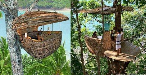 Nest Hotel, Thailand