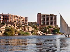 Sofitel Legend Old Cataract, Aswan