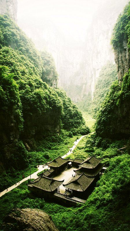 Wulong - Chongqing, China