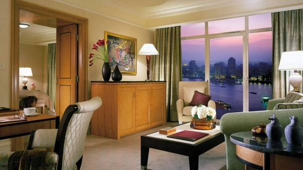 FOUR SEASONS HOTEL CAIRO AT NILE PLAZA, Cairo4