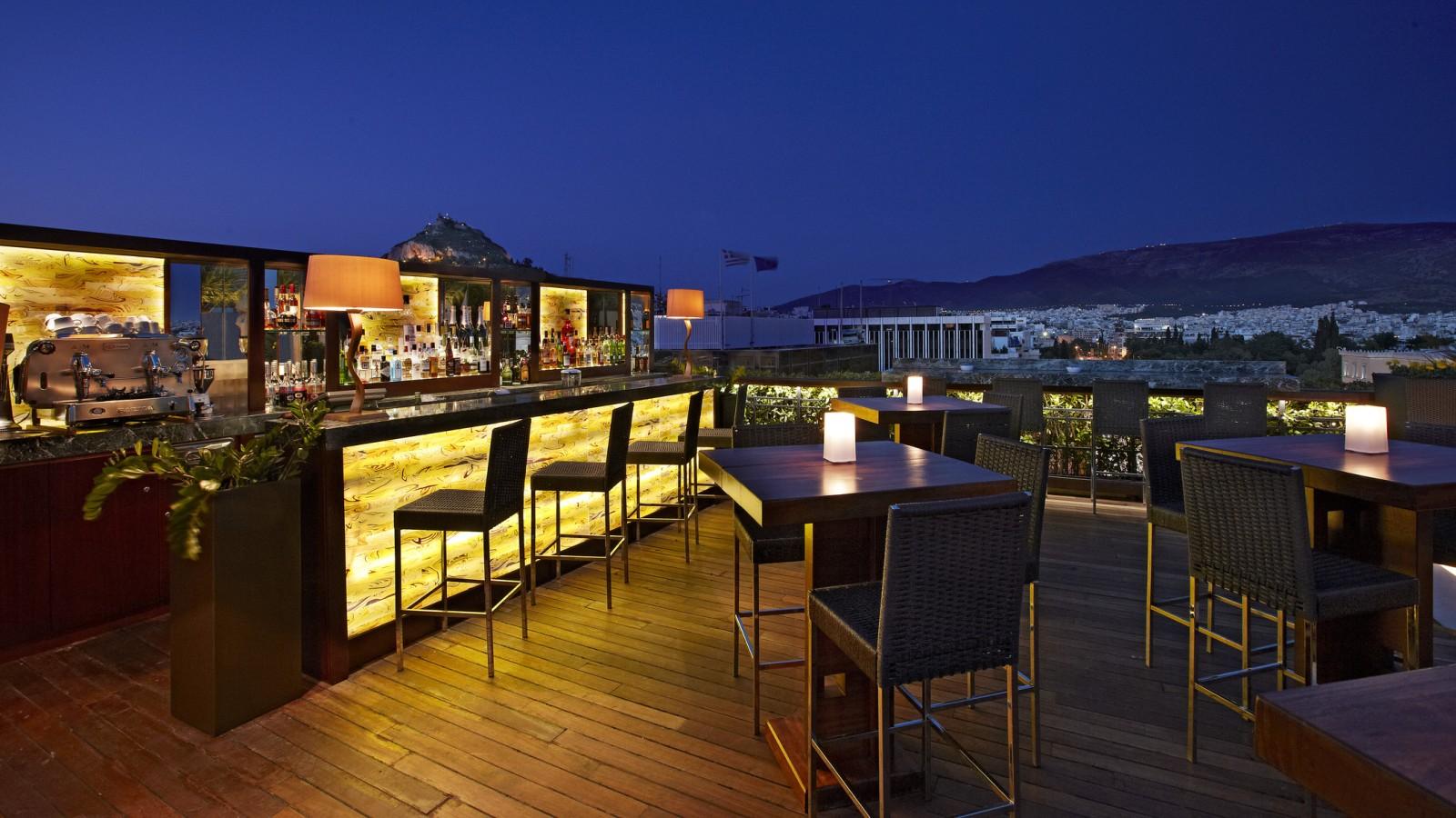 Hotel Grande Bretagne Athens Contact
