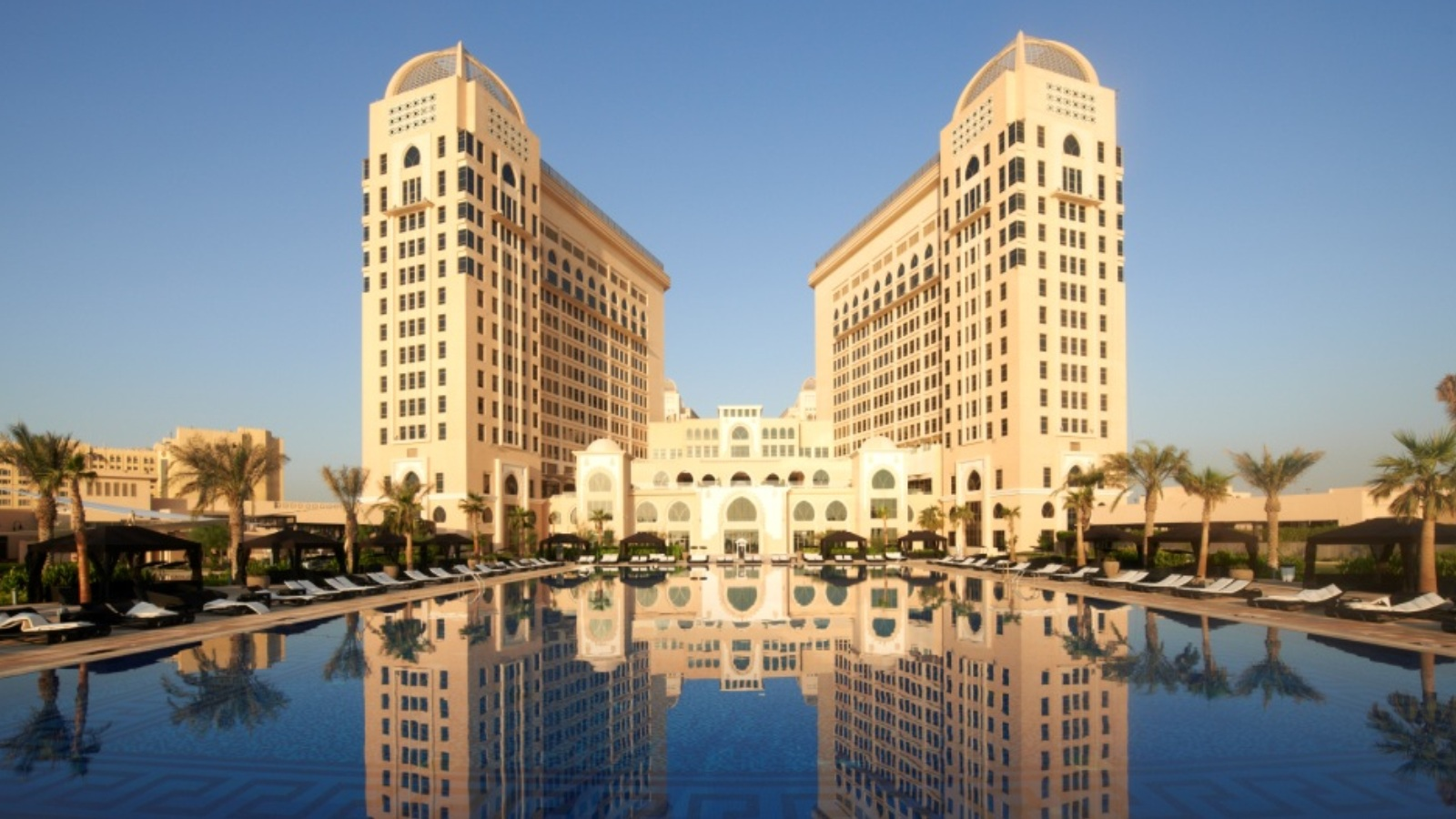 301 moved permanently for St regis
