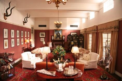The Victoria Falls Hotel, Zimbabwe14