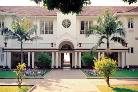 The Victoria Falls Hotel, Zimbabwe3