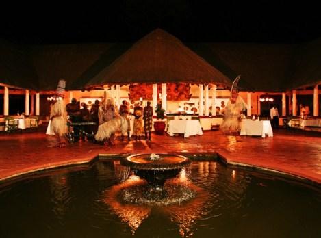 The Victoria Falls Hotel, Zimbabwe7