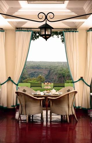 The Victoria Falls Hotel, Zimbabwe9