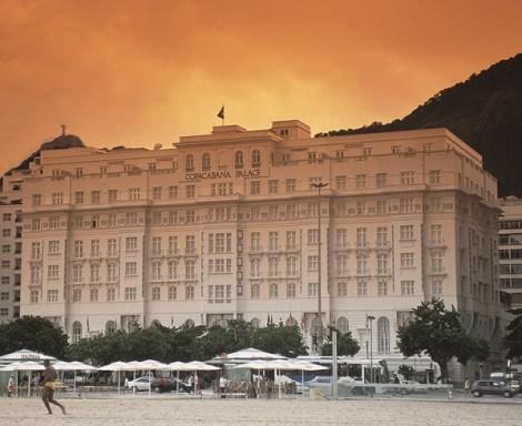 Copacabana Palace Hotel, Rio de Janeiro1