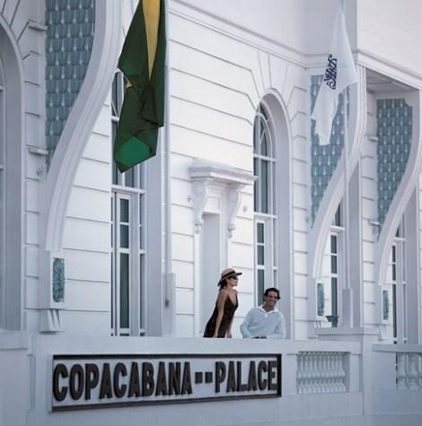 Copacabana Palace Hotel, Rio de Janeiro2