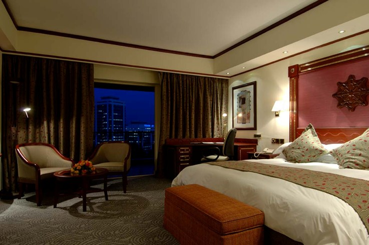 Kampala Serena Hotel Uganda Luxandtravel