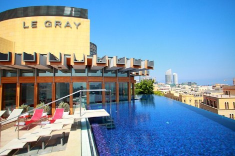 Le Gray, Beirut36
