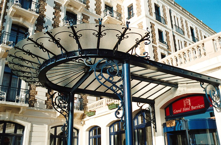 Hotel Barriere St Malo