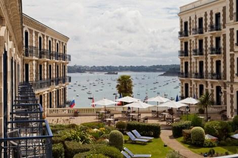 Grand Hotel Barriere, Dinard Cedex12