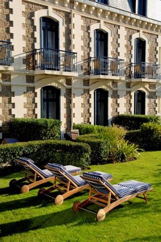 Grand Hotel Barriere, Dinard Cedex8