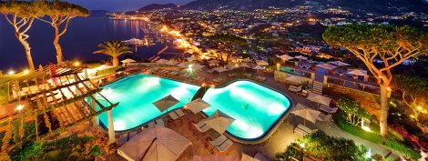 San Montano Resort and Spa, Ischia