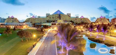 The Paradisus, Cancun0