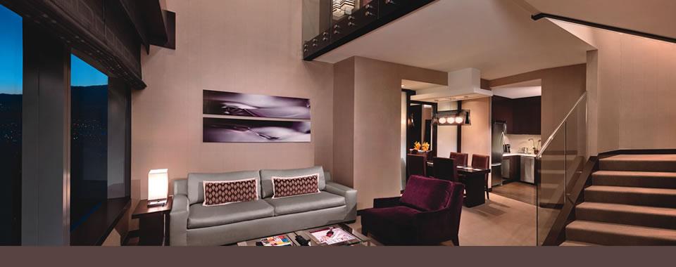 Aria Suites Hotel