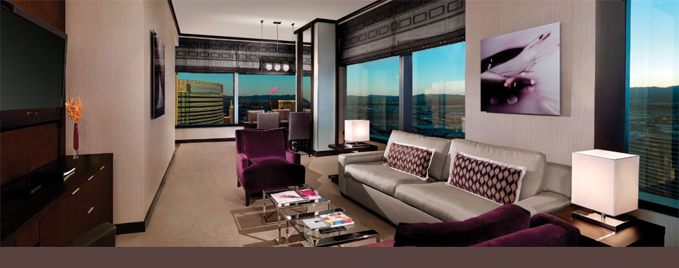 Vdara las vegas luxandtravel for Cheap one bedroom apartments in las vegas