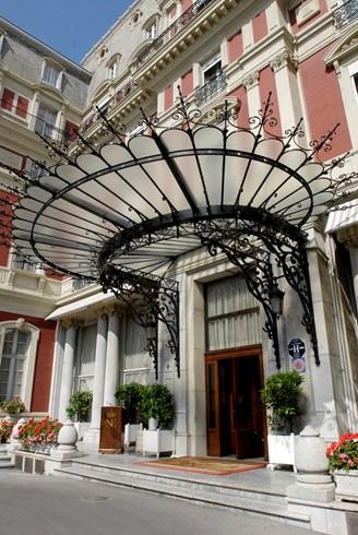 Hotel du Palais, Biarritz34