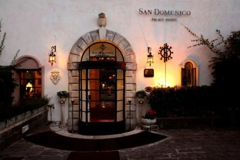 San Domenico Palace Hotel, Sicily 1