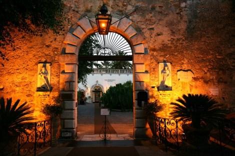 San Domenico Palace Hotel, Sicily