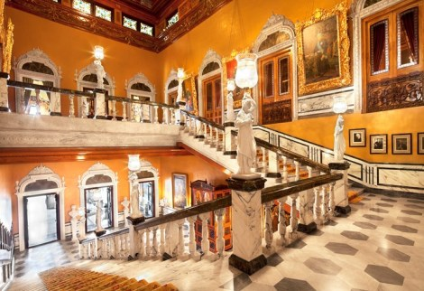 Taj Falaknuma Palace Hyderabad, Hyderabad13