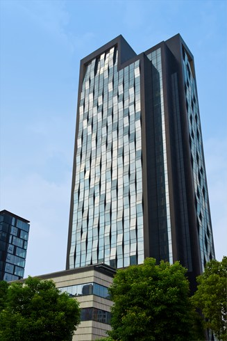 The PuYu Hotel and Spa, Wuhan, China