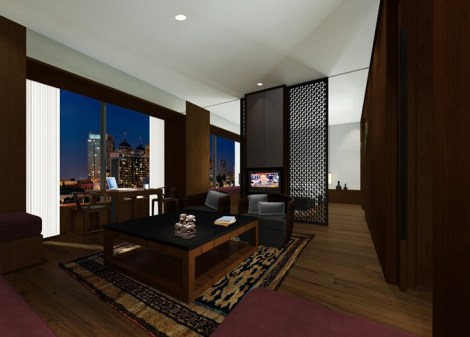 The PuYu Hotel and Spa, Wuhan, China14