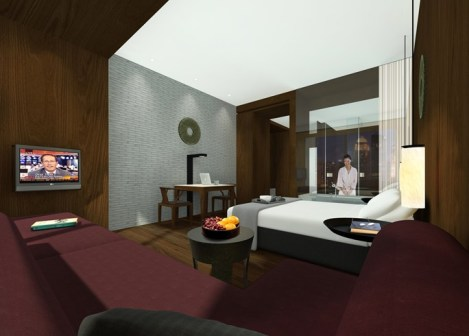 The PuYu Hotel and Spa, Wuhan, China15