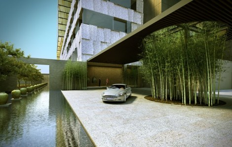 The PuYu Hotel and Spa, Wuhan, China7