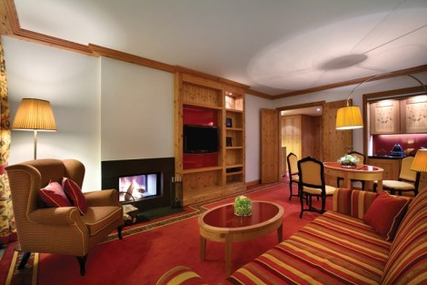 Kempinski Hotel Das Tirol, Tyrol20