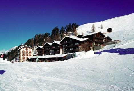 Riffelalp Resort 2222m, Zermatt Switzerland1