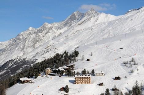 Riffelalp Resort 2222m, Zermatt Switzerland2