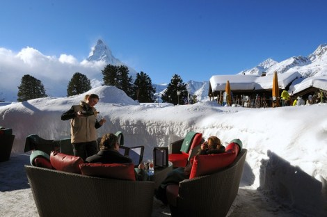 Riffelalp Resort 2222m, Zermatt Switzerland21