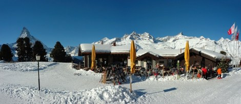 Riffelalp Resort 2222m, Zermatt Switzerland4