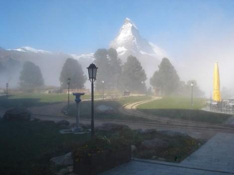 Riffelalp Resort 2222m, Zermatt Switzerland7