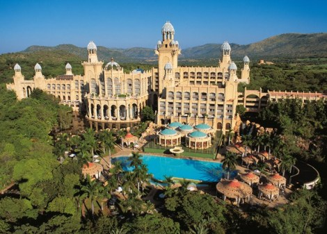 The Palace of the Lost City, Sun City South Africa