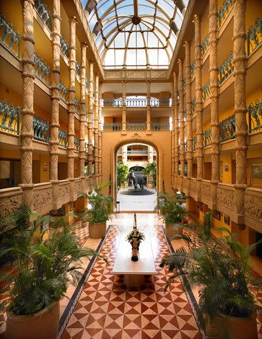 The Palace of the Lost City, Sun City South Africa4