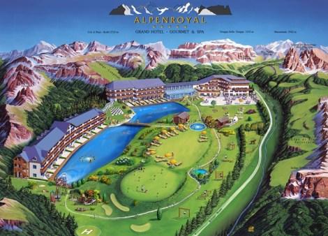 Alpenroyal Grand Hotel, Gourmet & Spa, Alto Adige – Dolomites, Italy29