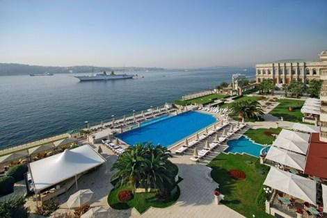 Çirağan Palace Kempinski Istanbul, Turkey