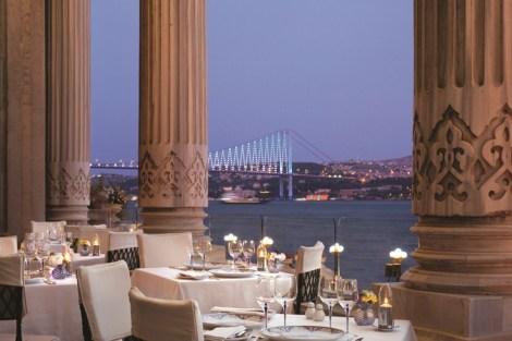 Çirağan Palace Kempinski Istanbul, Turkey15