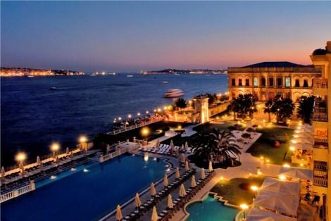 Çirağan Palace Kempinski Istanbul, Turkey3