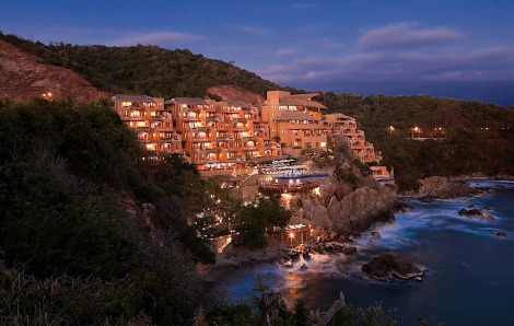 Capella Ixtapa, Mexico11